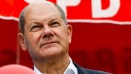 """Finanzminister Scholz: Keine """"Steuersenkung für Millionäre"""", der Soli soll für Spitzenverdiener bleiben."""