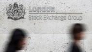 Auch die London Stock Exchange wird für EU-Anleger künftig schwerer erreichbar sein.
