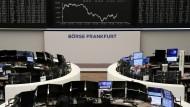 Ernüchterung an der Frankfurter Börse