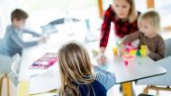 In der Coronakrise: Freinehmen für die Kleinen