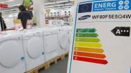 EU-Regeln für weniger Elektroschrott: Neue Energielabels für Haushaltsgeräte