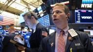 Was geht gerade noch an der Börse?