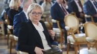 Die Vorsitzende des Verfassungsgerichts, Julia Przylebska, im Juli 2020 in Warschau