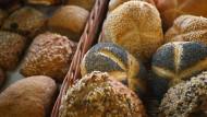 Lieber abgepackt? Unser Leser hat schlechte Erfahrungen mit dem Abstandhalten beim Bäcker gemacht. (Archivbild)