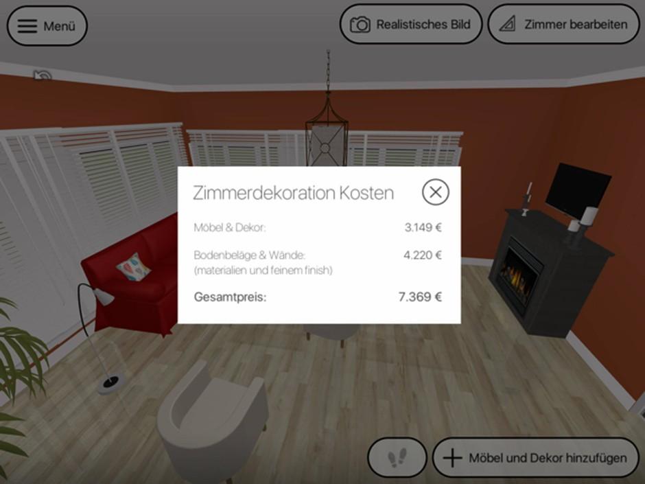 Room Planner Ipad Home Design App Chief Architect