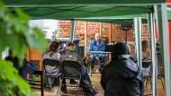 Das war die Leipziger Buchmesse 2021: Anlesen gegen Corona und den Regen