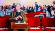 Bittet zum Rapport: Gauland bei einem Wahlkampftermin in Thüringen