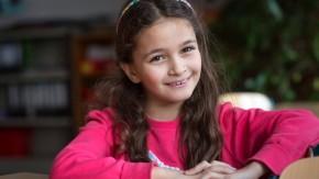 Drittklässler - Die Frankfurter Kinder sprechen mit Wibke Becker über ihren Papa