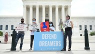 "Gericht in New York ordnet komplette Wiedereinführung des ""Dreamer""-Programms an"