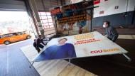 CDU-Wahlkampfstrategie: Mit Adresslisten auf Wählerfang