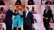 CDU-Parteitag: Laschets Sieg und Röttgens Beitrag