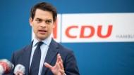 Christoph Ploß ist Abgeordneter der CDU aus Hamburg und Mitglied im Europaausschuss des Bundestages.