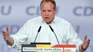 """""""Er sagt immer, dass sein Platz in Bayern sei. Ich sehe nicht, dass sich daran etwas geändert hat."""" JU-Chef Tilman Kuban (Foto) über Markus Söder"""