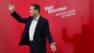 Keir Starmer Ende Januar in London