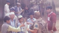 Mustafa Alizai arbeitet als Übersetzer für die ausländischen Truppen der ISAF-Mission in Afghanistan.