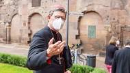 Der Kölner Erzbischof Rainer Maria Kardinal Woelki am Sonntag in Worms