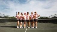 Tennis in Florida: Der frühe Vogel fängt den Ball