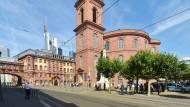 Das Ringen um Freiheit zeigen: Neugestaltung der Paulskirche