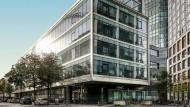 In der Junghofstraße 13-15 zieht 2022 die Commerzbank ein. Dort entsteht eine neue Filiale.