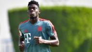 Hat große Ziele beim FC Bayern: Alphonso Davies.