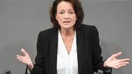 Dagmar Freitag im Deutschen Bundestag