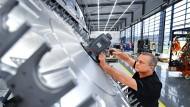 Der Werkzeugmaschinenbauer DMG Mori gehört zu den digitalen Leuchttürmen in einer ansonsten wenig leuchtenden Branche.