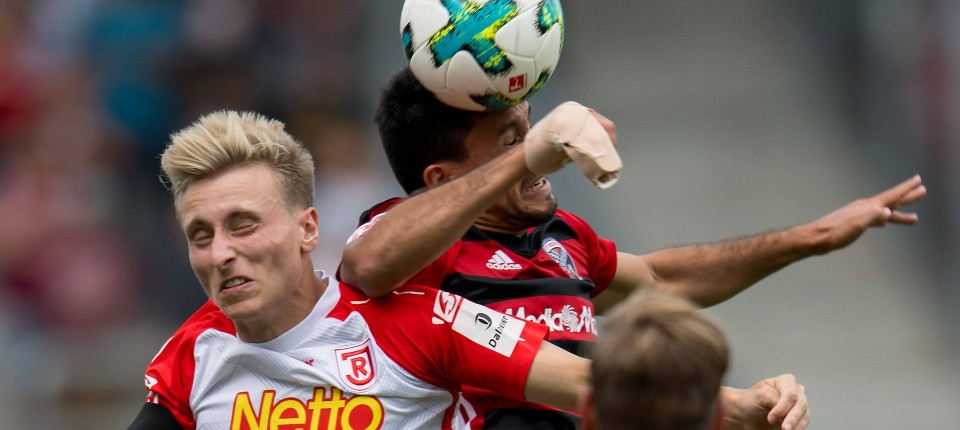 1. FC Nürnberg Unentschieden gegen Union Berlin in 2. Fußball-Bundesliga