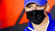 In seiner ersten Saison in der Motorsport-Königsklasse: Mick Schumacher