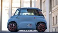 Fährt nicht schnell, aber freundlich: Citroën Ami