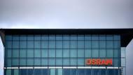 Die Osram-Zentrale in München