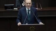 Erdogans Zinspolitik stößt auf die Ablehnung der Investoren.