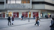Diese Kaufhof-Filiale in Essen hat nun geschlossen.
