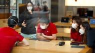 Apple verkauft wieder mehr iPhones – auch auf dem wichtigen chinesischen Markt.