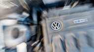 Weiter Streit um VW