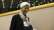 Christine Lagarde hat in der Kommunikation schon einen neuen Weg eingeschlagen.