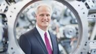 VDMA-Präsident Carl Martin Welcker