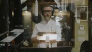 Berninger im Studio