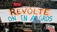 """""""Aufstand – wir haben es satt"""": Proteste am Donnerstag in Frankreich"""