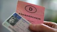 Führerschein früher und heute
