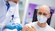 Mediziner fühlen sich bei Impfungen übergangen