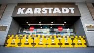 Karstadt Kaufhof verhandelt über Staatshilfe