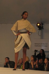 A look from Carly Hamer