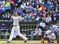 Adam Dunn homers against the Tigers earlier this season. We need more.