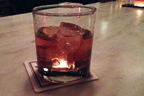 An old-fashioned old fashioned