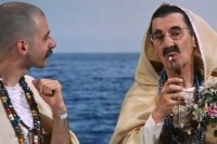 Austin Pendleton and Groucho Marx in Skidoo