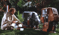 Bruce Dern shoots the shit with his robot BFFs in Silent Running