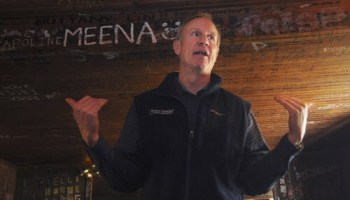 Bruce Rauner is a tough guy to defend.