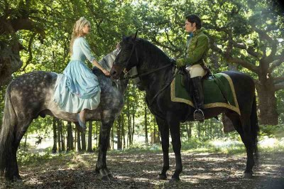 Cinderella and the Prince, meeting as equals