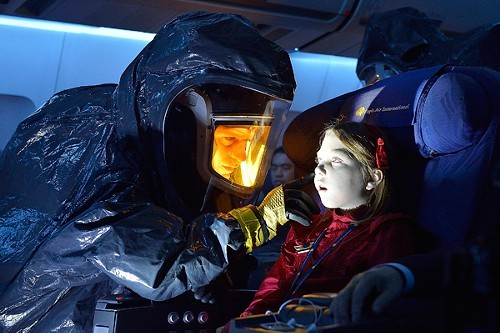 Cory Stoll is Ephraim Goodweather on The Strain