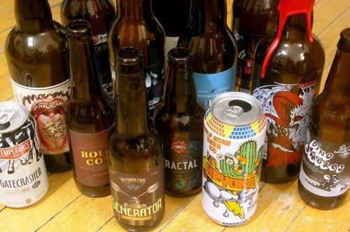 I didnt review all that many packaged beers this year. These are most of them, in fact.